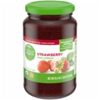 Simple Truth Organic™ Strawberry Fruit Spread