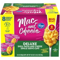 Kroger® Mac and Cheese Deluxe Single Serve Cups