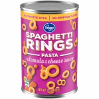 Kroger® Spaghetti Rings Pasta in Tomato & Cheese Sauce