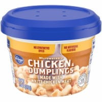 Kroger® Microwavable Chicken & Dumplings