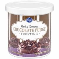 Kroger®  Rich & Creamy Chocolate Fudge Frosting