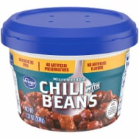 Kroger® Chili with Beans Microwavable Cup