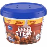 Kroger® Microwaveable Beef Stew Cup