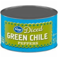 Kroger® Diced Green Chile Peppers