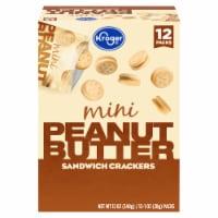 Kroger® Mini Peanut Butter Sandwich Crackers