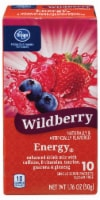 Kroger® Wildberry  Energy Drink Mix Packets