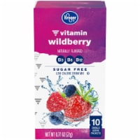 Kroger® Wildberry Fitness Drink Mix Packets