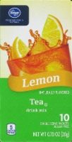Kroger® Lemon Tea Drink Mix