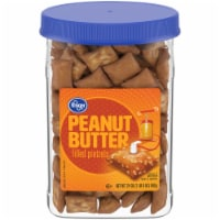 Kroger®  Peanut Butter Filled Pretzels Jar
