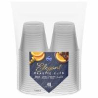 Kroger® Elegant Plastic Cups 9 fl oz