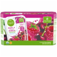 Simple Truth Organic® Pack A Fruit Punch Flavored Juice Pouches