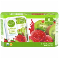 Simple Truth Organic® Ki-Whee Strawberry Flavored Juice Pouches