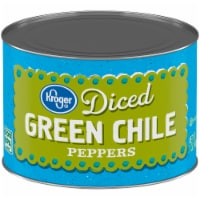 Kroger® Diced Green Chile Peppers - 7 oz