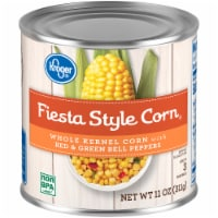 Kroger® Fiesta Style Corn - 11 oz