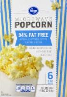 Kroger® 94% Fat Free Microwave Popcorn