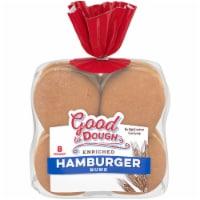 Good to Dough™ Hamburger Buns