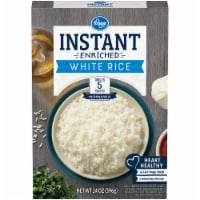 Kroger® Instant Microwaveable White Rice