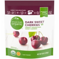 Simple Truth Organic™ Frozen Dark Sweet Cherries