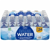 QFC Purified Drinking Water 24 Bottles