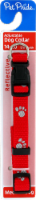 Pet Pride® Medium Red Adjustable Reflective Dog Collar