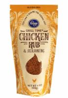 Kroger® Grill Time® Chicken Rub & Seasoning - 4 oz
