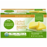 Simple Truth Organic™ Salted Butter - 16 oz