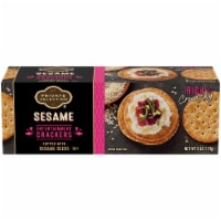 Private Selection® Sesame Entertainment Crackers