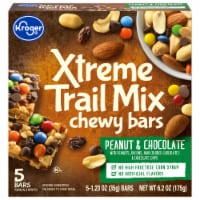 Kroger® Xtreme Trail Mix Peanut & Chocolate Chewy Bars