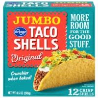 Kroger® Jumbo Taco Shells 12 Count