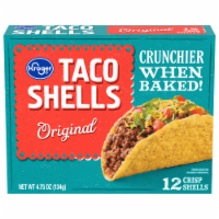 Kroger® Original Crisp Taco Shells