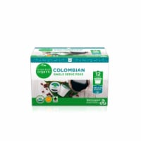 Simple Truth Organic™ Colombian Coffee K-Cup Pods 12 Count