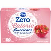 Kroger® Zero Calorie Sweetener with Saccharin