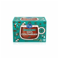 Kroger® 100% Colombian Medium Dark Roast Coffee K-Cup Pods