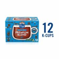 Kroger® Premium Blend Medium Roast Coffee K-Cup Pods - 12 ct
