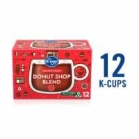 Kroger® Donut Shop Blend Medium Roast Coffee K-Cup Pods 12 Count