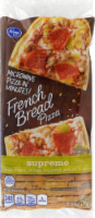 Kroger® Microwave in Minutes! Supreme French Bread Pizza