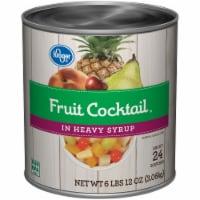Kroger® Fruit Cocktail in Heavy Syrup - 108 oz