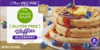 Simple Truth™ Gluten Free Blueberry Waffles
