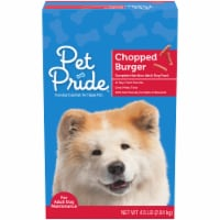 Pet Pride™ Chopped Burger Adult Dry Dog Food