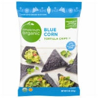 Simple Truth Organic® Blue Corn Tortilla Chips