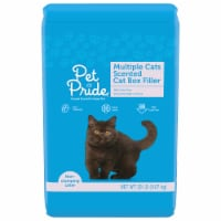 Pet Pride Multiple Cats Scented Cat Box Filler