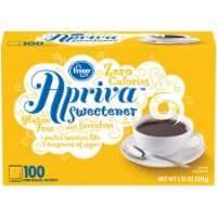 Kroger® Apriva Zero Calorie Sweetener with Sucralose