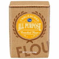 Kroger® Unbleached All Purpose Enriched Flour