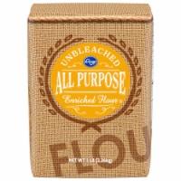Kroger® Unbleached All Purpose Enriched Flour - 5 lb
