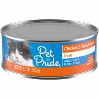 Pet Pride™ Chicken & Tuna Dinner Wet Cat Food