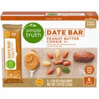 Simple Truth™ Peanut Butter Cookie Date Bars 5-1.58 oz