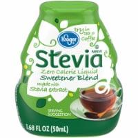 Kroger® Stevia Zero Calorie Liquid Sweetener Blend