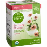 Simple Truth Organic™ Immune Booster Herbal Tea Supplement