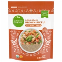 Simple Truth Organic® Long Grain Brown Rice