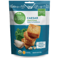 Simple Truth Organic™ Garlic & Parmesan Caesar Croutons